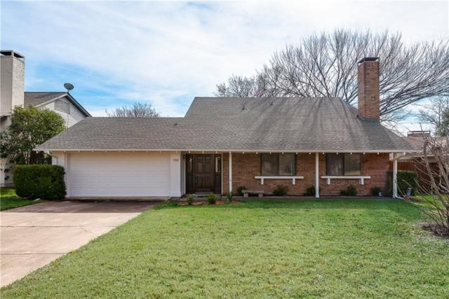 1604 Stacey Court, Richardson, TX 75081 (MLS #14007355) :: RE/MAX Town & Country