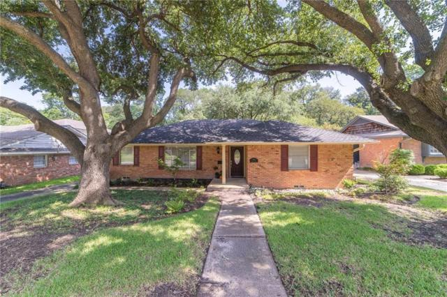 7026 Walling Lane, Dallas, TX 75231 (MLS #14007427) :: Robbins Real Estate Group