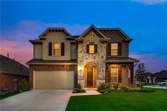1217 Caney Creek Lane, Mckinney, TX 75071 (MLS #14007486) :: RE/MAX Town & Country
