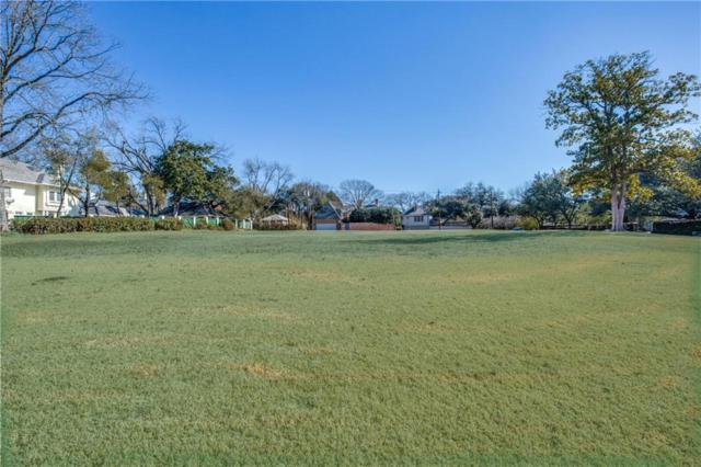 4500 Lakeside Drive, Highland Park, TX 75205 (MLS #14007531) :: Robbins Real Estate Group