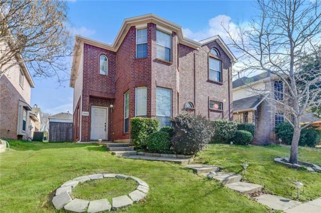 3916 Braxton Lane, Flower Mound, TX 75028 (MLS #14007539) :: Team Tiller