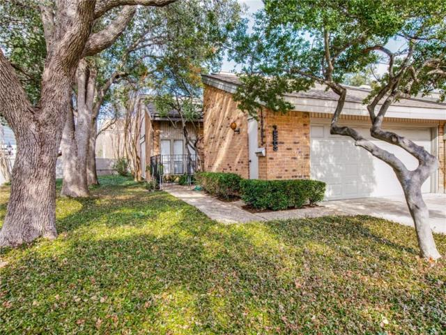 12203 Montego Plaza, Dallas, TX 75230 (MLS #14007563) :: Robbins Real Estate Group