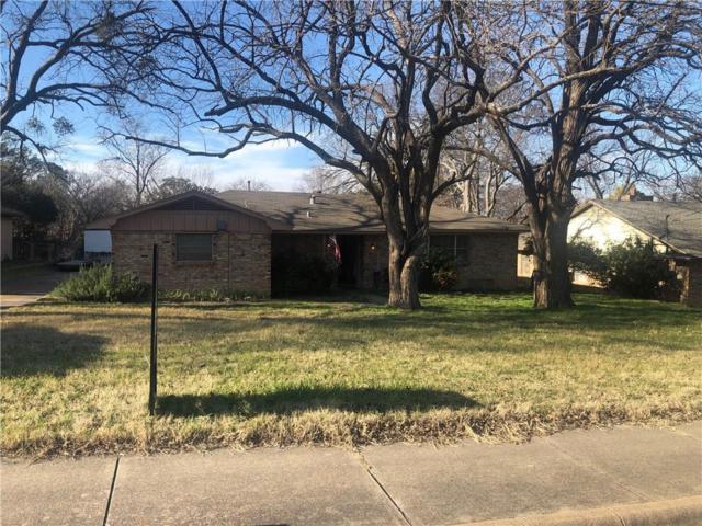 1313 E Sherman Drive, Denton, TX 76209 (MLS #14007573) :: Team Tiller