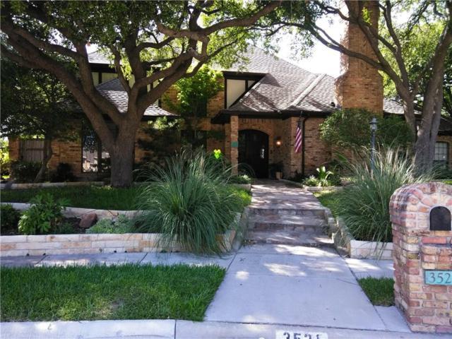 3521 Fredmar Lane, Plano, TX 75023 (MLS #14007632) :: Kimberly Davis & Associates