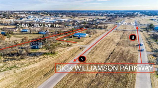 1866 A Old Mineral Wells Highway, Weatherford, TX 76088 (MLS #14007657) :: Potts Realty Group