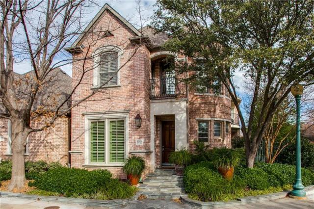 12029 Lueders Lane, Dallas, TX 75230 (MLS #14007668) :: Robbins Real Estate Group