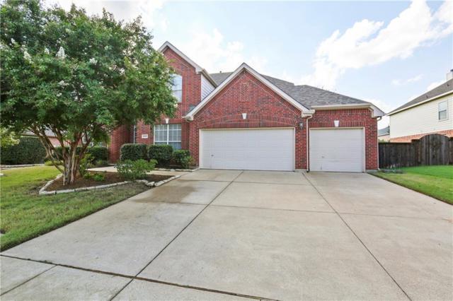 5809 Northcrest Drive, Flower Mound, TX 75028 (MLS #14007672) :: Team Tiller