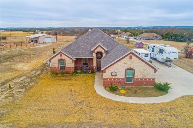 6120 Veal Station Road, Weatherford, TX 76085 (MLS #14007693) :: The Tierny Jordan Network
