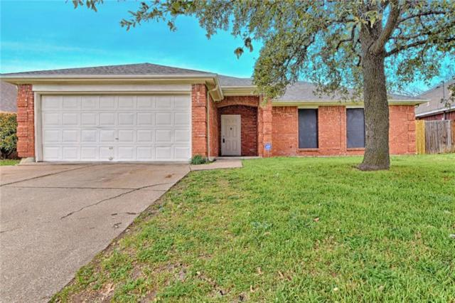 905 Meadowdale Road, Arlington, TX 76017 (MLS #14007718) :: Kimberly Davis & Associates
