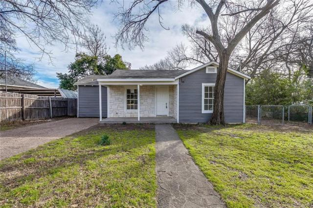 911 S Waco Street, Weatherford, TX 76086 (MLS #14007719) :: The Gleva Team