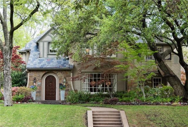 4312 Lorraine Avenue, Highland Park, TX 75205 (MLS #14007749) :: Robbins Real Estate Group