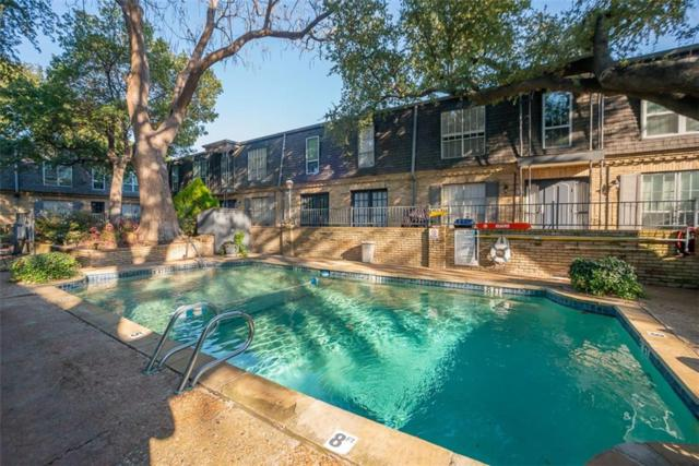 5045 Cedar Springs Road #217, Dallas, TX 75235 (MLS #14007814) :: The Heyl Group at Keller Williams