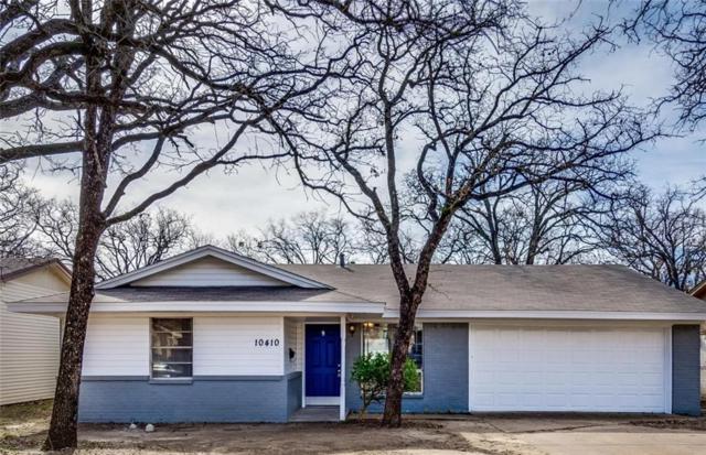 10410 Checota Drive, Dallas, TX 75217 (MLS #14007824) :: The Real Estate Station