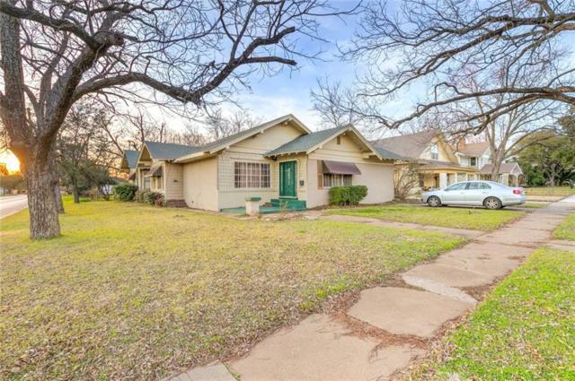 510 Forrest Avenue, Cleburne, TX 76033 (MLS #14007844) :: RE/MAX Landmark