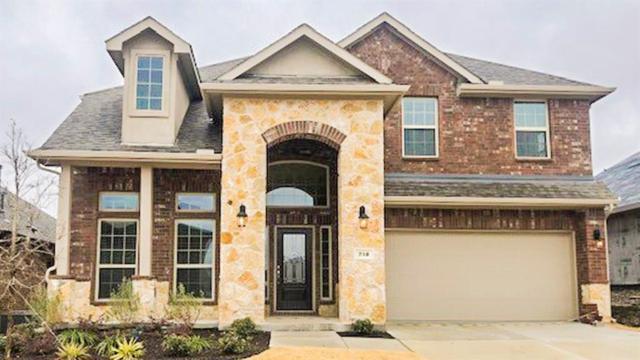712 Bluebird Way, Celina, TX 75009 (MLS #14007864) :: Robbins Real Estate Group
