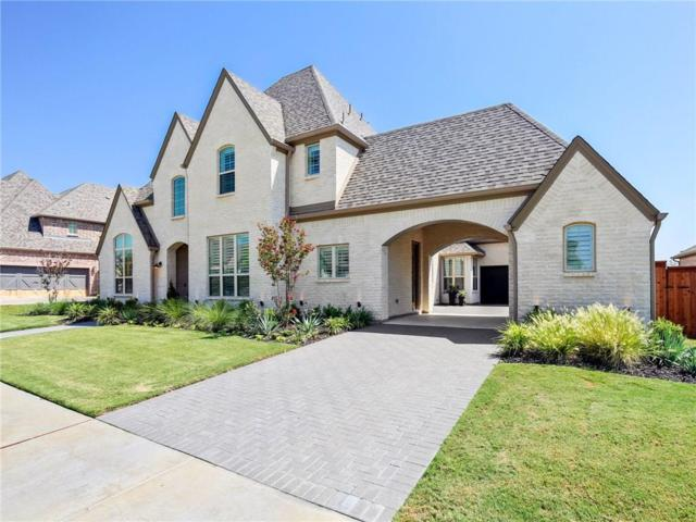 4361 Woodbine Lane, Prosper, TX 75078 (MLS #14007895) :: Kimberly Davis & Associates