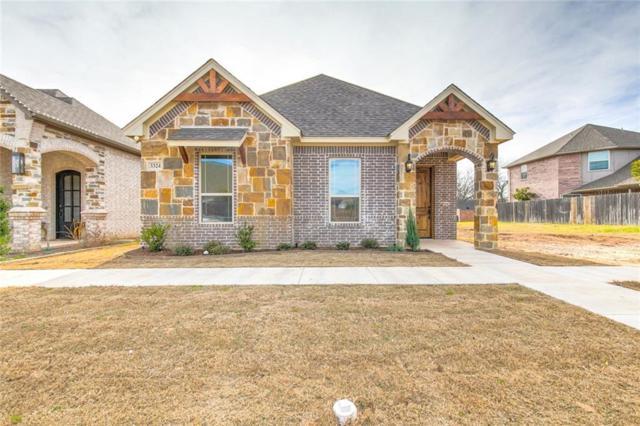 3324 Fountain Way, Granbury, TX 76049 (MLS #14007940) :: The Rhodes Team