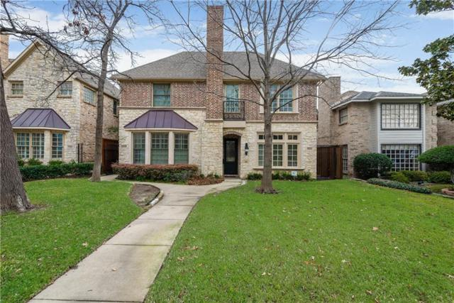 3451 Normandy Avenue, University Park, TX 75205 (MLS #14007986) :: Robbins Real Estate Group