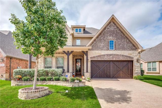 2841 Exeter Drive, Trophy Club, TX 76262 (MLS #14008068) :: Frankie Arthur Real Estate