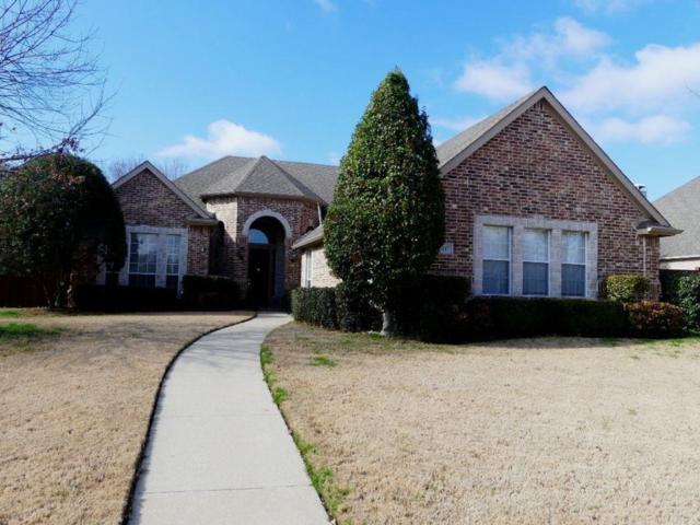 5117 Bayberry Street, Flower Mound, TX 75028 (MLS #14008176) :: Team Tiller