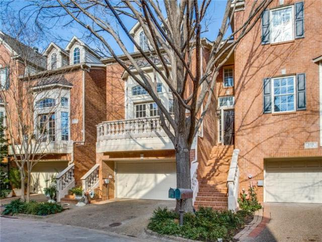 4222 Lomo Alto Court, Highland Park, TX 75219 (MLS #14008194) :: Robbins Real Estate Group