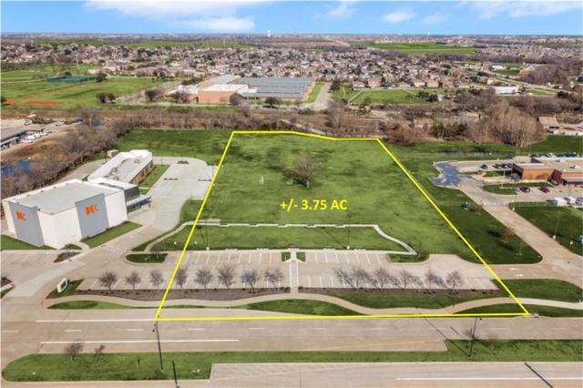 12330 Rolater Road, Frisco, TX 75035 (MLS #14008204) :: The Heyl Group at Keller Williams