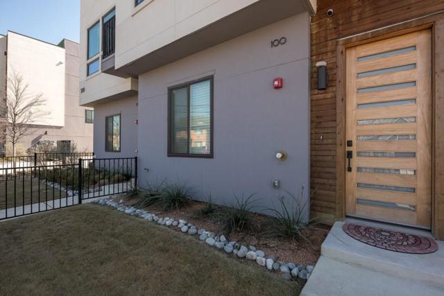 3812 Roseland Avenue A100, Dallas, TX 75204 (MLS #14008229) :: Team Hodnett
