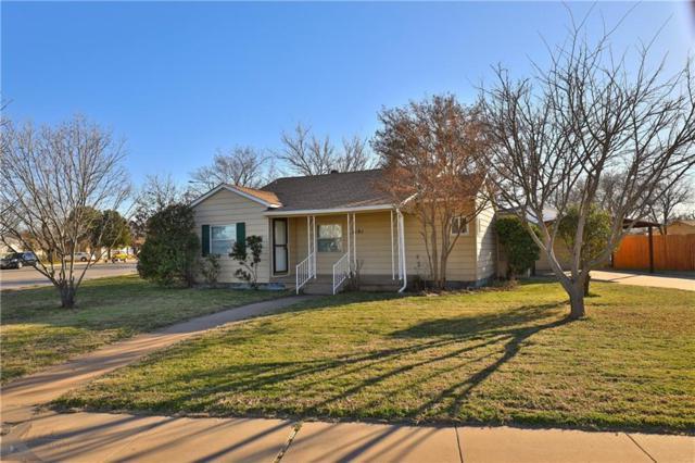 3101 Hunt Street, Abilene, TX 79605 (MLS #14008274) :: North Texas Team | RE/MAX Lifestyle Property