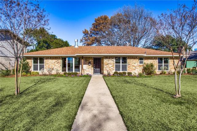 4963 Mill Run Road, Dallas, TX 75244 (MLS #14008281) :: RE/MAX Town & Country