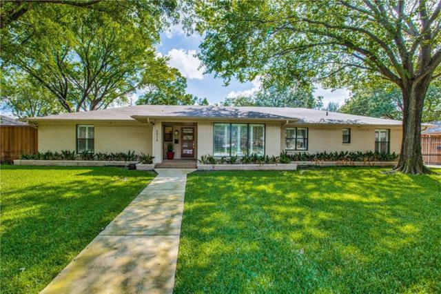 5924 Willow Lane, Dallas, TX 75230 (MLS #14008323) :: Robbins Real Estate Group