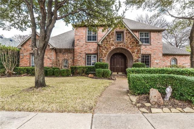 106 Manchester Lane, Coppell, TX 75019 (MLS #14008356) :: Hargrove Realty Group