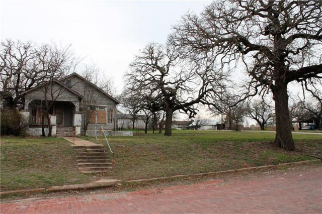 307 W 3rd Street, Cisco, TX 76437 (MLS #14008384) :: Kimberly Davis & Associates