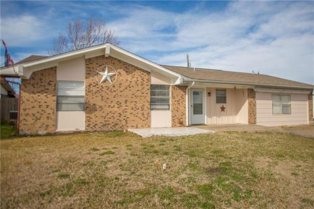 1125 Reed Circle, Howe, TX 75459 (MLS #14008478) :: RE/MAX Town & Country