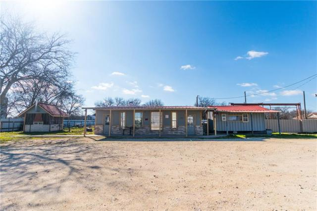700 S Hill Street, Itasca, TX 76055 (MLS #14008496) :: The Hornburg Real Estate Group