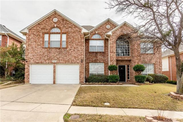 5220 Saint Croix Lane, Fort Worth, TX 76137 (MLS #14008503) :: The Tierny Jordan Network