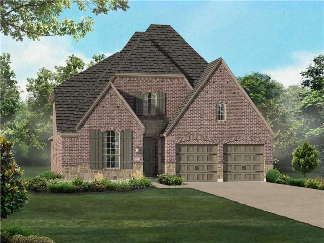14904 Gentry Drive, Aledo, TX 76008 (MLS #14008551) :: The Gleva Team