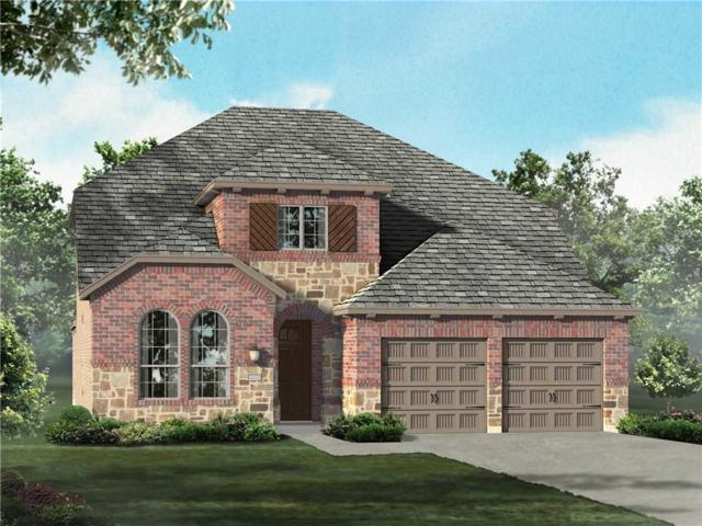 14924 Blakely, Aledo, TX 76008 (MLS #14008553) :: The Gleva Team