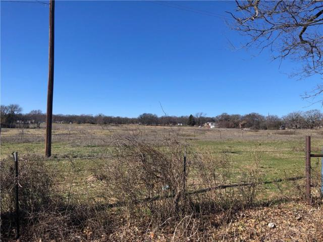 0 Fincher Road, Argyle, TX 76226 (MLS #14008562) :: The Real Estate Station