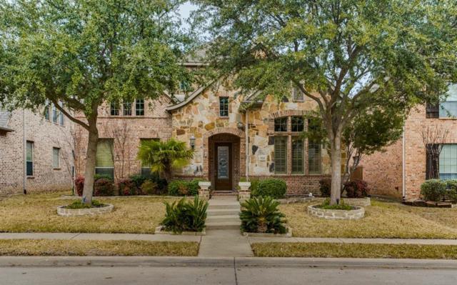 924 Rosemoor Drive, Allen, TX 75013 (MLS #14008585) :: RE/MAX Town & Country