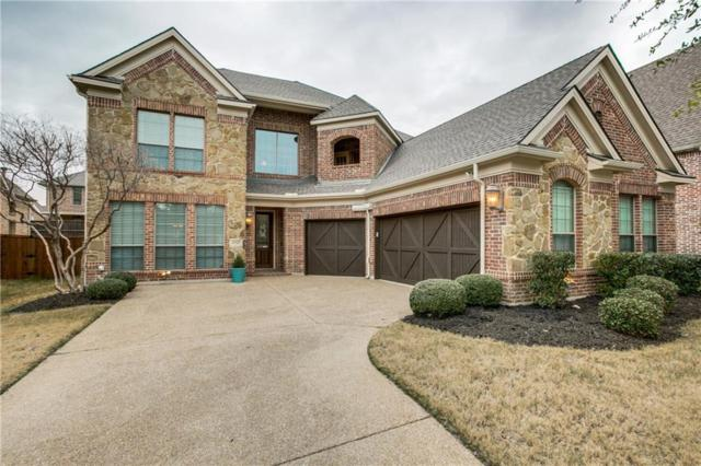 1512 Evanvale Drive, Allen, TX 75013 (MLS #14008592) :: RE/MAX Town & Country