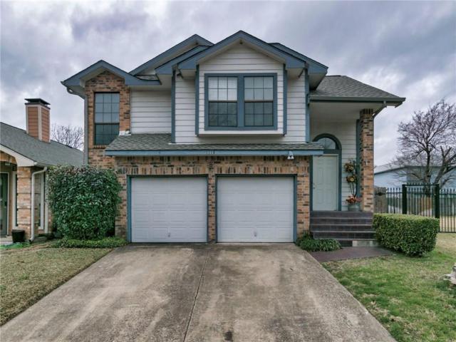 1718 Highgate Place, Garland, TX 75044 (MLS #14008603) :: Real Estate By Design