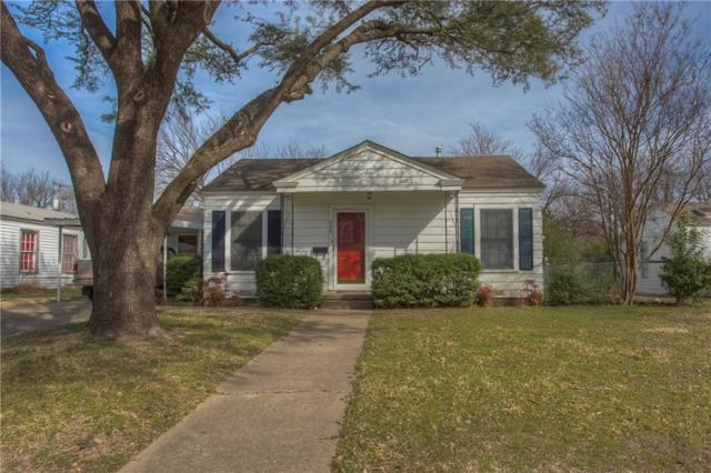808 Edgefield Road, Fort Worth, TX 76107 (MLS #14008604) :: The Mitchell Group