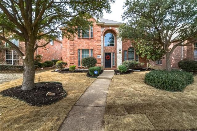 12361 Hawk Creek Drive, Frisco, TX 75033 (MLS #14008745) :: Roberts Real Estate Group