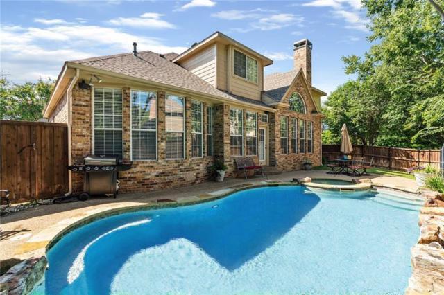 1220 Brenham Court, Allen, TX 75013 (MLS #14008755) :: RE/MAX Town & Country