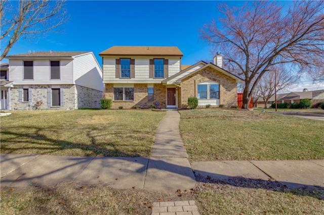 4502 Carmel Lane, Rowlett, TX 75088 (MLS #14008841) :: The Hornburg Real Estate Group
