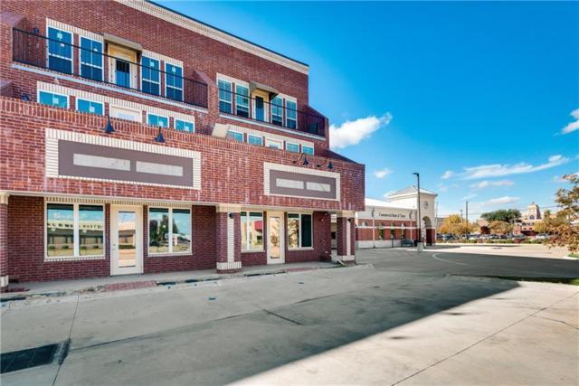 251 S Mill Street #330, Lewisville, TX 75057 (MLS #14008848) :: The Heyl Group at Keller Williams