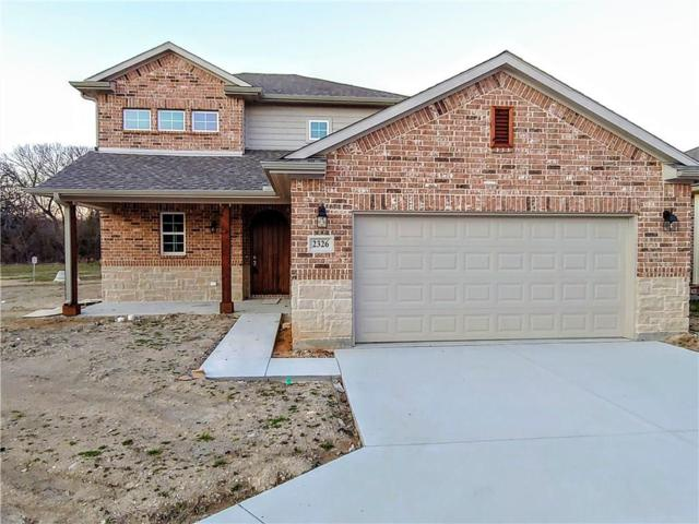2326 Luscombe Lane, Anna, TX 75409 (MLS #14008919) :: RE/MAX Town & Country