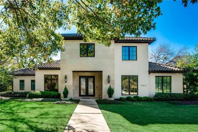 10853 Camellia Drive, Dallas, TX 75230 (MLS #14008924) :: RE/MAX Town & Country
