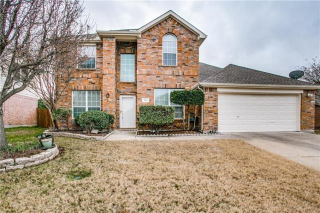 104 Rock Meadow Trail, Mansfield, TX 76063 (MLS #14008958) :: Robbins Real Estate Group