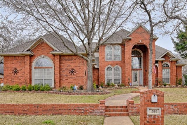 1510 Valleywood Trail, Mansfield, TX 76063 (MLS #14009033) :: RE/MAX Town & Country